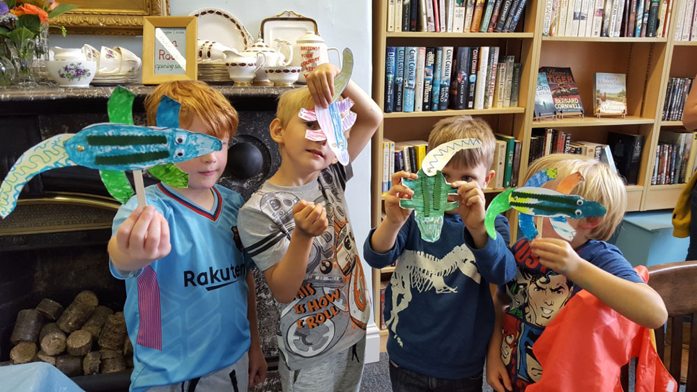 Library Activities for Children