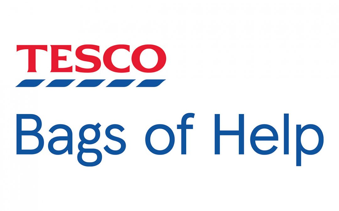 Tesco Bags of Help – Help Us Raise Some Funds