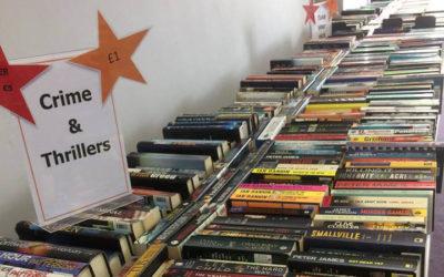 Book Sale Declared A Success